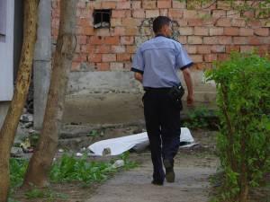 Copilul s-a spânzurat între două blocuri din cartierul Burdujeni