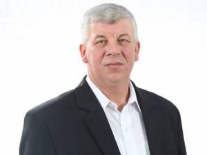 Vasile Clim, actualul viceprimar al comunei Siminicea