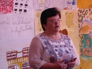 Profesoara Daniela Ceredeev