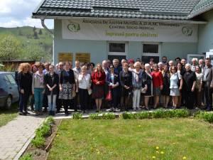 Asociația De Ajutor Mutual ADAM din localitatea Moldovița a sărbătorit zece ani de activitate