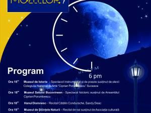 Noaptea Muzeelor, sâmbătă, la Suceava şi Fălticeni