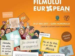 Festivalul Filmului European, la Gura Humorului
