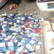 Focuri de armă şi ţigări de contrabandă de circa 35.000 de euro confiscate la graniţă