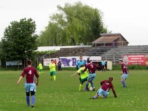 Armonia Fălticeni se menține pe locul 4 în Liga 1. Foto: sportulfalticenean.wordpress.com
