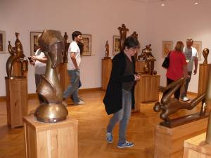 Muzeele din Fălticeni au participat pentru prima dată la manifestarea desfăşurată la nivel european sub titlul Noaptea Muzeelor