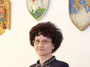 """Prof. Maria Teodoreanu, directoarea Colegiului """"Petru Muşat"""" Suceava"""