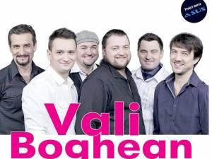 Vali Boghean Band, astăzi, la USV