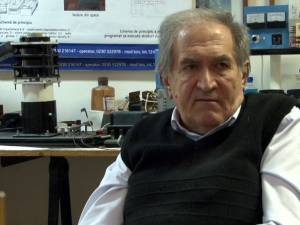 """Universitatea """"Ștefan cel Mare"""" îl omagiază pe inventatorul Dorel Cernomazu"""