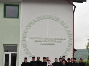 """Spitalul """"Sfântul Mare Mucenic Gheorghe"""", primul spital al Arhiepiscopiei Sucevei şi Rădăuţilor"""
