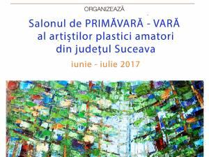 Expoziție de pictură, grafică și artă decorativă, în curtea interioară a Cetății de Scaun Suceava