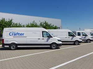 Automitric a lansat în Suceava noul Crafter