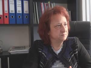 Directorul adjunct al DSP, dr. Cătălina Zorescu