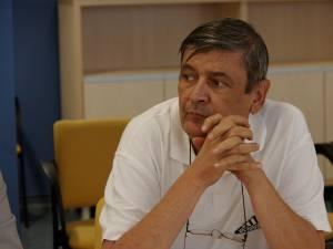 Șeful secţiei Obstetrică-Ginecologie, dr. Cristian Irimie