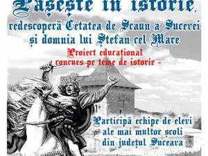 Redescoperă Cetatea de Scaun a Sucevei şi domnia lui Ștefan cel Mare
