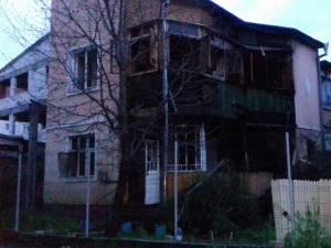Incendiu provocat intenționat la o casă duplex din Rădăuți