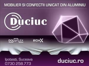Produsele din aluminiu marca Duciuc SRL acoperă cele mai exigente cereri ale clienților