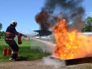 Întrecerile de acest gen au rolul de a pregăti echipajele de voluntari care intervin la incendii alături de pompierii profesionişti de la ISU Suceava