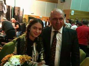 Maria Mihaela Pohoață - Trofeul Festivalului