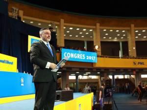 Ioan Balan a fost ales vicepreşedinte regional al PNL