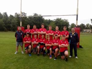 Echipa LPS Suceava a terminat Campionatul Național de Rugby în 7 under 17 pe locul V