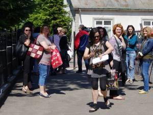 Absolvenţii de clasa a VIII-a au susținut luni proba scrisă la Limba şi literatura română