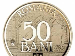"""Monede din aur, argint, tombac cuprat și alamă pentru a marca """"10 ani de la aderarea României la Uniunea Europeană"""""""