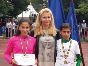 Copiii de la CSM Suceava au câştigat cinci medalii la naţionalele României