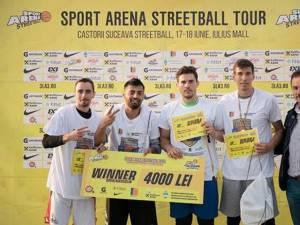 Echipa câștigătoare a categoriei de elită a competiției a primit un premiu de 4000 de lei