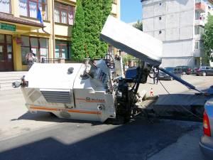 Accidentul s-a petrecut chiar în fața Școlii 10