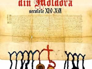 """""""Documente voievodale din Moldova, secolele XIV-XVI"""", la Cetatea de Scaun a Sucevei"""
