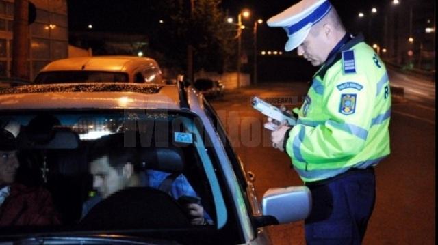 Peste 100 de poliţişti rutieri au acţionat vineri şi sâmbătă pentru prevenirea accidentelor rutiere pe fondul consumului de alcool