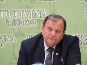 Gheorghe Flutur consideră ca trenul Suceava - Cernauți ar putea fi operaţional în mai puţin de o lună