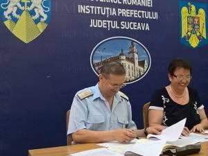 Măsuri dispuse de Comitetul Judeţean pentru Situaţii de Urgenţă pentru diminuarea riscurilor generate de caniculă