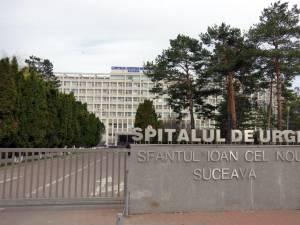 """Spitalul """"Sfântul Ioan cel Nou"""" din Suceava"""