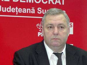 Liderul judeţean al social-democraţilor, senatorul PSD de Suceava Ioan Stan