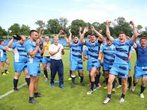 Echipa de rugby a primit bani pentru a putea face faţă rigorilor din SuperLigă