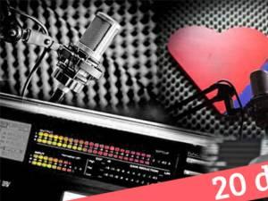 14 iulie 2017, RADIO AS împlineşte 20 de ani!