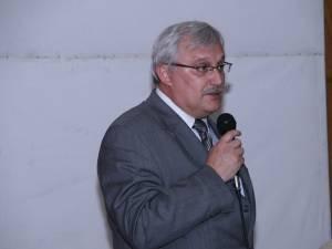 Prof. Viorel Ieremie, coordonatorul concursului