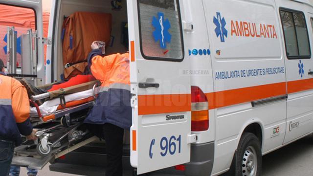 Echipajul de ambulanţă ajuns la faţa locului a constatat decesul fetei