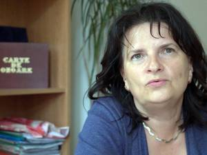 Mihaela Ursaciuc, directoarea colegiului din Gura Humorului