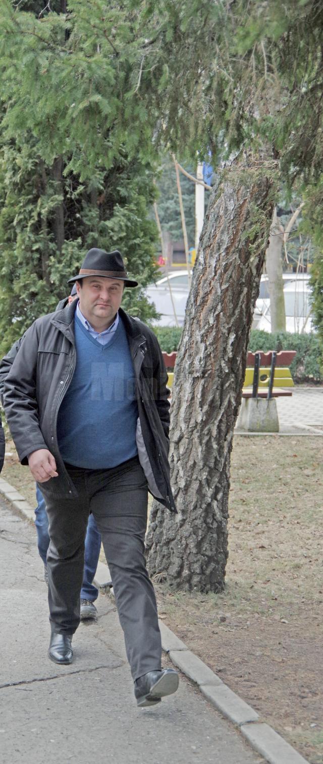 Vasile Melen, fostul primar al comunei Brodina