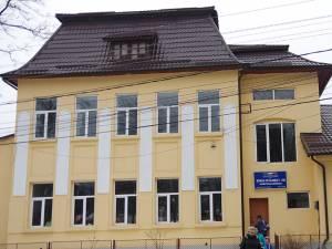 Fosta Şcoală Gimnazială din Mănăstirea Humorului