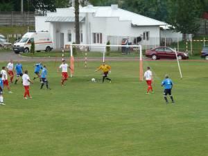 Foştii jucători de la Foresta Fălticeni şi CSM Suceava au jucat într-un meci al amintirilor