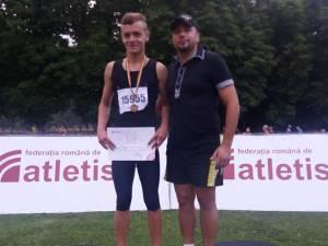 Sportivii de la CSM Suceava şi CSŞ Rădăuţi au câştigat trei medalii la naţionalele de juniori III