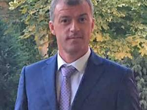 Subcomisarul Marius Ciotău, şeful Secţiei Nr. 4 Poliţie Rurală Gălăneşti