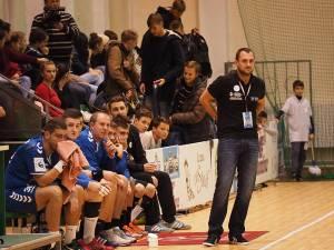Antrenorul Adrian Chiruț își dorește ca echipa să nu aibă parte de accidentări în meciurile de pregătire