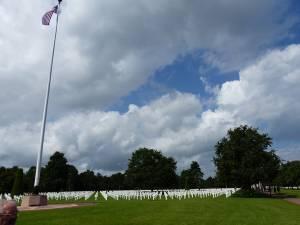 Cimitirul de la Omaha Beach