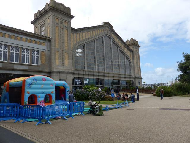 Fosta gară din Cherbourg