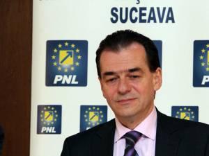 Ludovic Orban se va întâlni luni cu sucevenii din diaspora