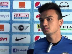 Cristian Ganea are mari şanse să ajungă în Spania